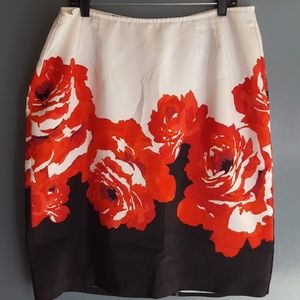 Ashley Stewart skirt plus size 18w